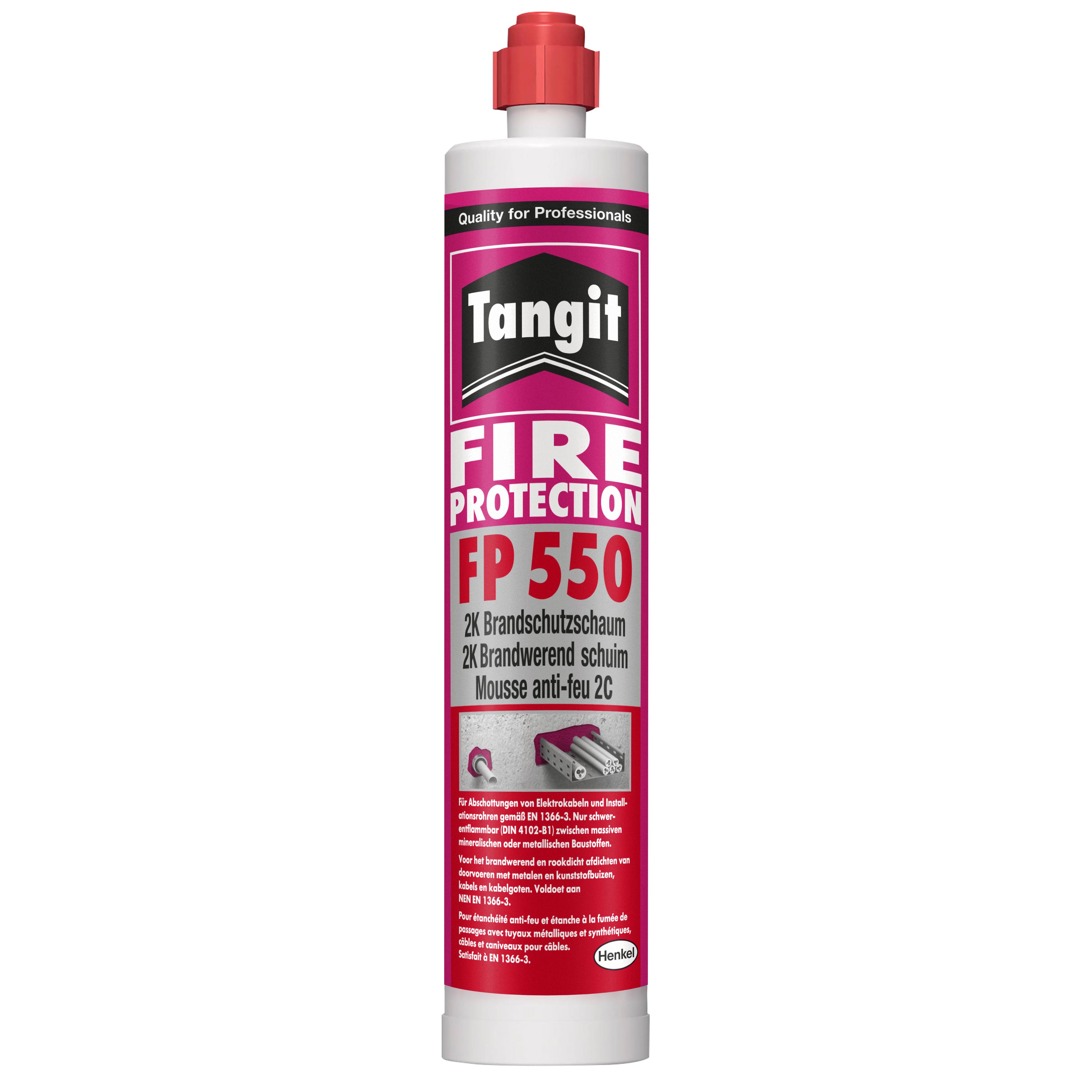 Tangit FP 550 2-K Brandschutzschaum