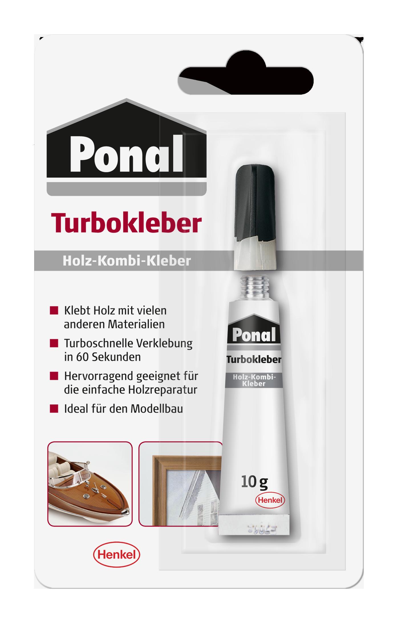 Ponal Turbokleber