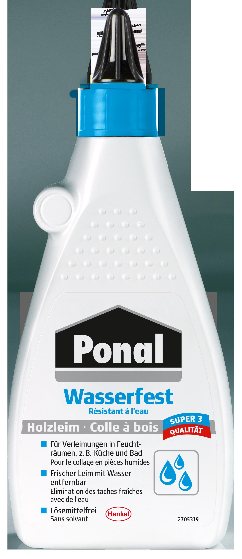 Ponal Wasserfest