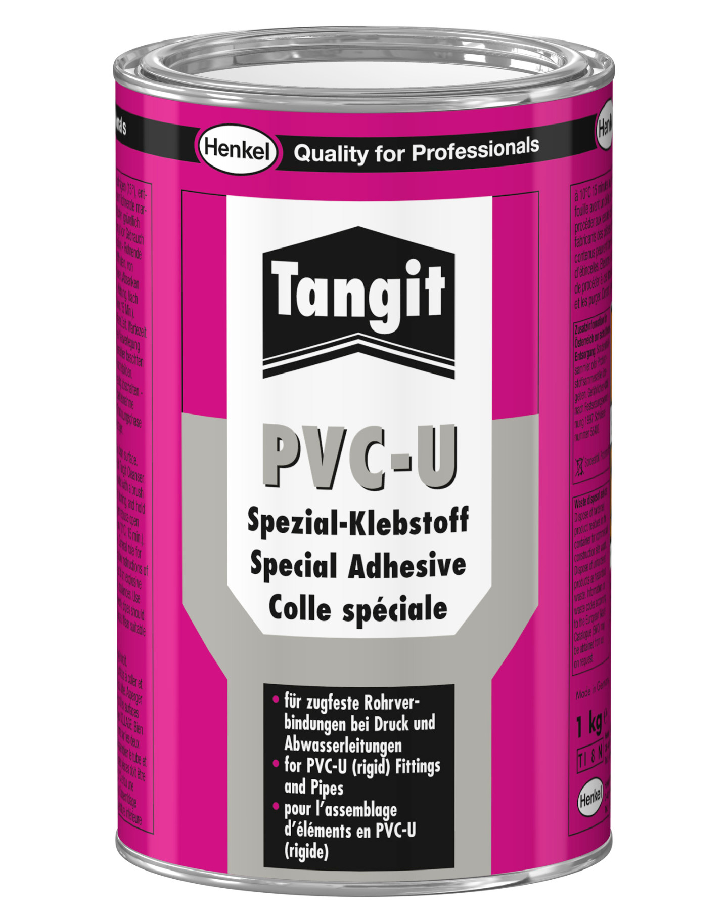 Tangit PVC-U Klebstoff 250g Dose
