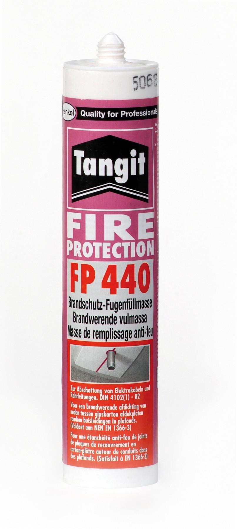 Tangit FP 440 1K Brandschutz-Fugenfüllmasse
