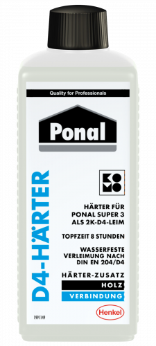 Ponal D4 Härter